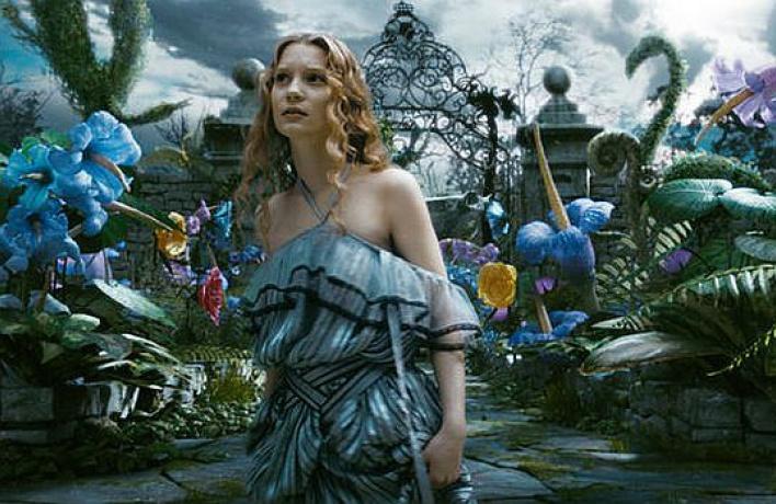 Новый трейлер к«Алисе встране чудес» Тима Бертона (видео)