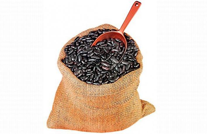 Черная фасоль «Прето». Счем это едят?