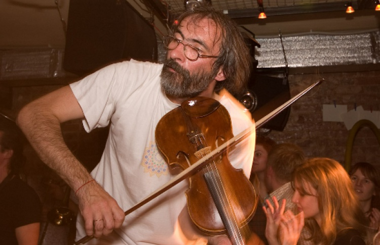 Gypsy Sound System (Швейцария) + Bubamara Brass Band + Drobinska + DJs Balkana, Zhamozha, Джон Буджахович