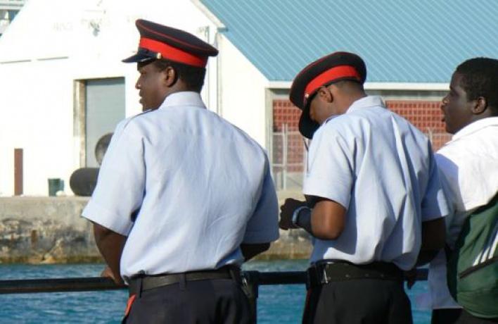 ВМоскве появились темнокожие милиционеры