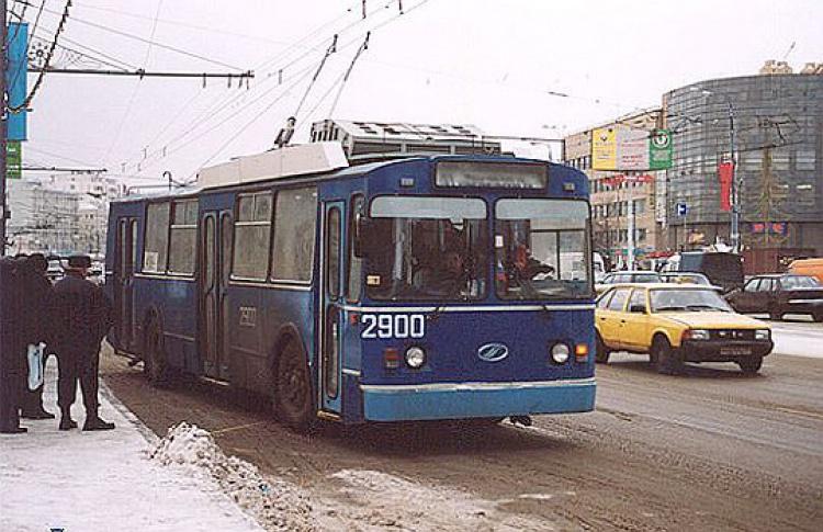 Проезд наобщественном транспорте подорожает на4рубля
