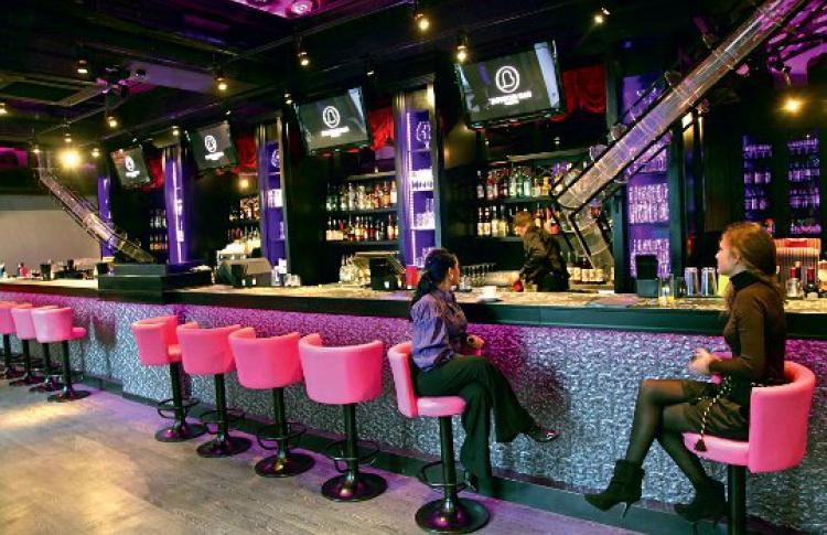 «Boudoir Bar»