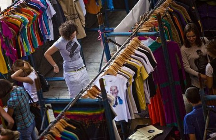 Ярмарка Sunday UpMarket: 7дней новогоднего шопинга