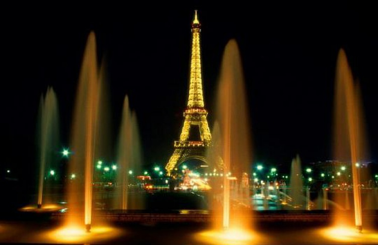 Париж. Маршруты удовольствий