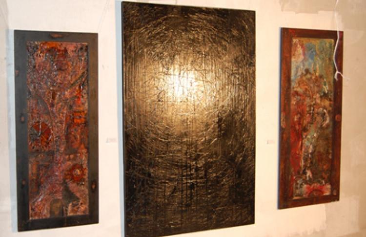 """""""Выставка одного шедевра"""": Мурад Гаухман-Свердлов """"Лунный свет"""""""