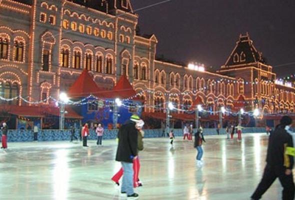 ГУМ-Каток на Красной площади - Фото №2