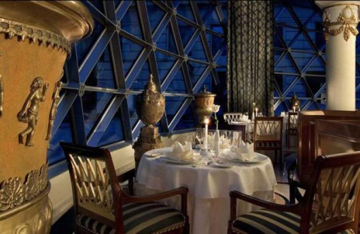 Закрылся один изсамых дорогих ресторанов Москвы