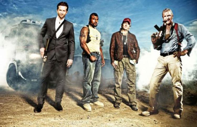 Трейлер: Брэдли Купер иЛиам Нисон вступают в«Команду А»