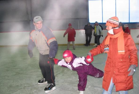 "Каток ""Альпийский лед"" - Фото №2"