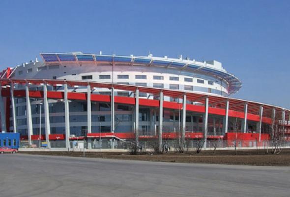 """Дворец спорта """"Мегаспорт"""" - Фото №0"""