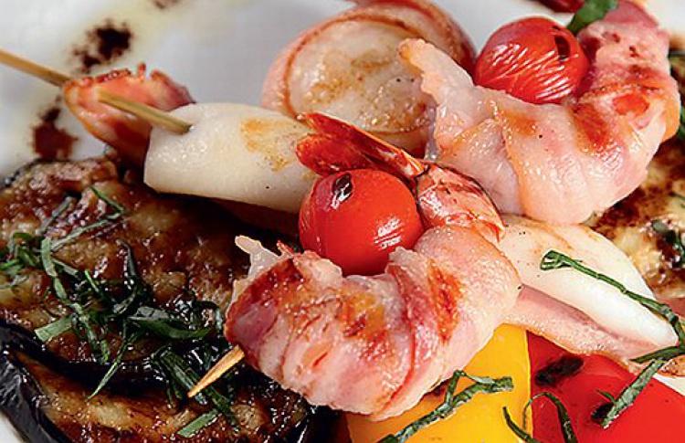 5венецианских блюд всети «Мамина паста»