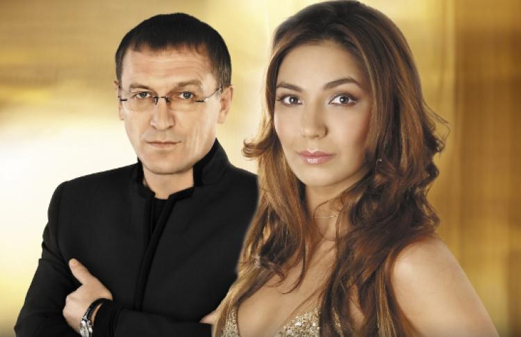 Евгений Росс и Рада Рай