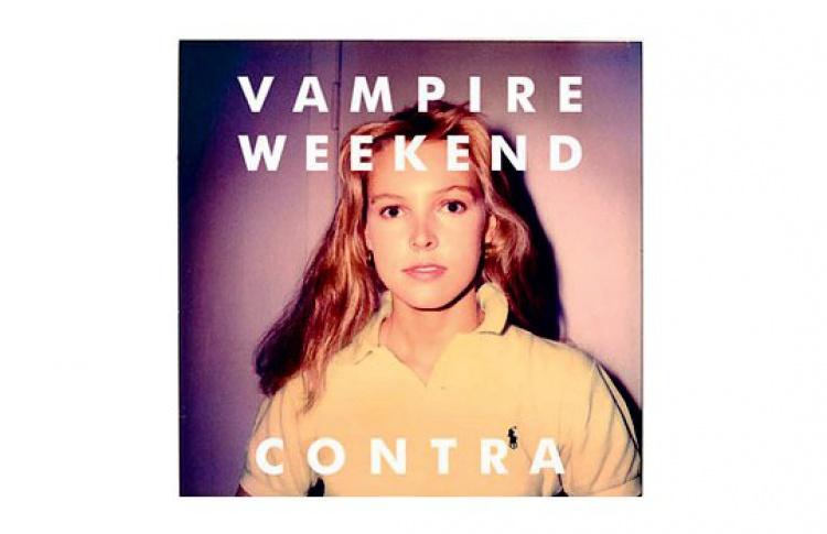 """Vampire Weekend """"Contra"""""""