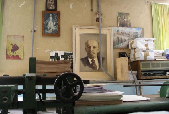 Экспозиция на Делегатской «Мой дом — Россия» - Фото №1