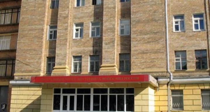 Центральный музей Внутренних войск МВД
