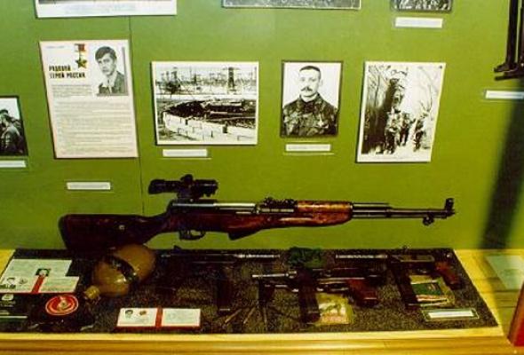 Центральный музей Внутренних войск МВД - Фото №1