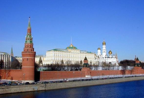 Московский Кремль - Фото №2