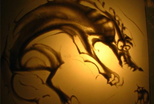 Студия рисования песком - Фото №0