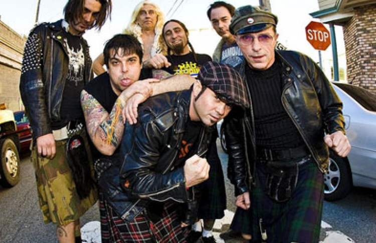 The Real McKenzies (Канада)