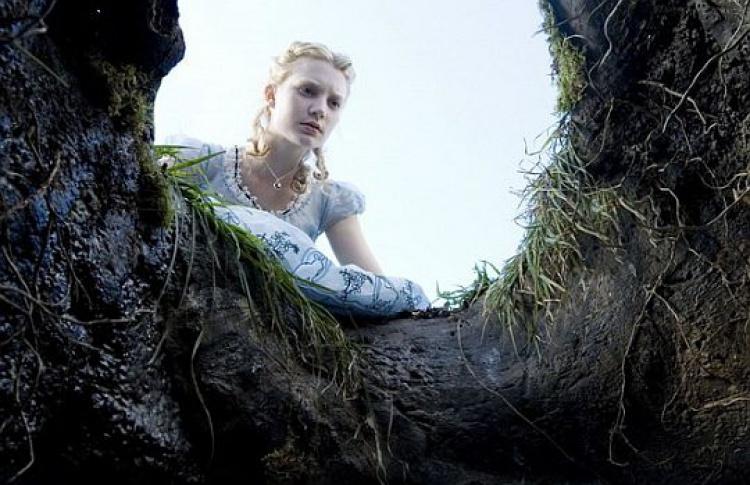 Промо-фото: как снимали «Алису встране чудес»