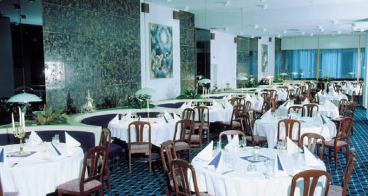 Рестораны гостиничного комплекса