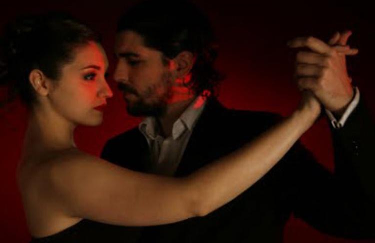 Влюбленные в танго