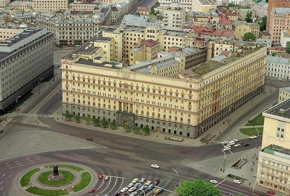 Лубянская площадь  - Фото №2