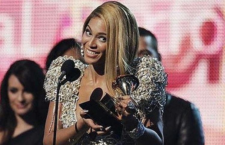 Бейонсе получила шесть «Грэмми»