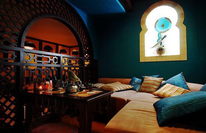 Влюбленные выходные в«Марокане»!