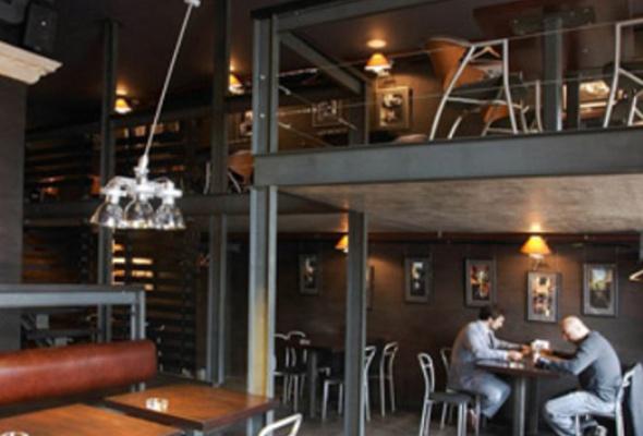 Городское кафе 317 - Фото №0