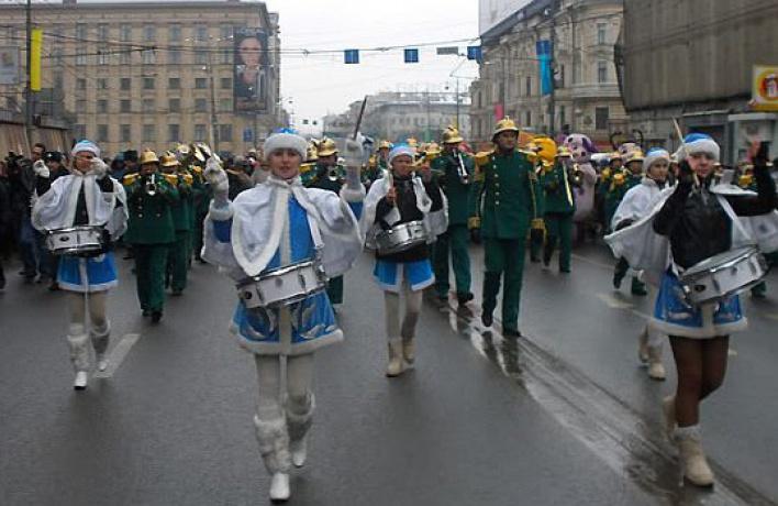 НаМасленицу вцентре Москвы перекроют движение