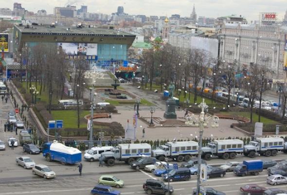 Пушкинская площадь - Фото №3