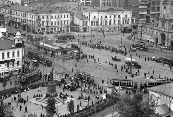 Пушкинская площадь - Фото №4