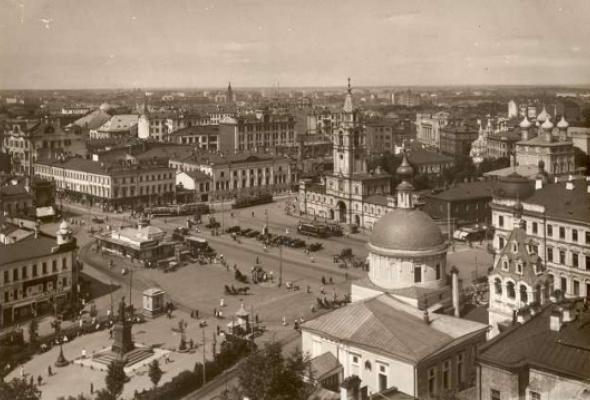 Пушкинская площадь - Фото №5