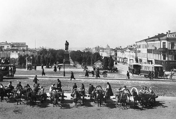 Пушкинская площадь - Фото №6