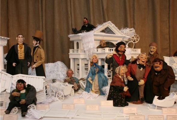 Театр кукол им. С. В. Образцова - Фото №2