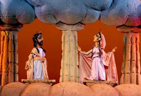 Театр кукол им. С. В. Образцова - Фото №3