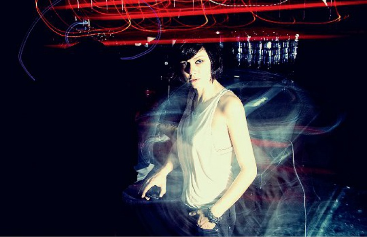 DJ Jenny Lafemme