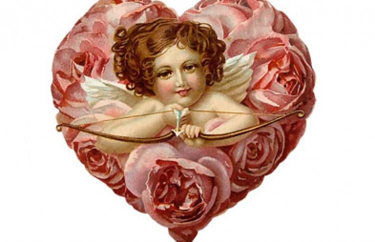Ночь Всех Влюбленных Angels of Love