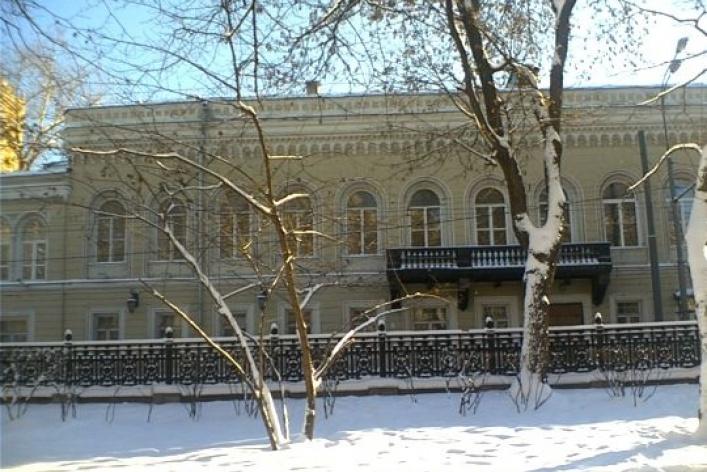 Центральный дом шахматиста