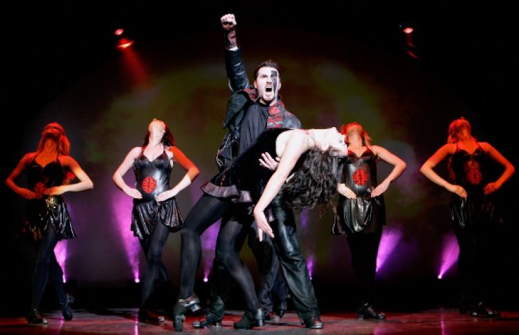 """Шоу """"Magic Of The Dance"""""""