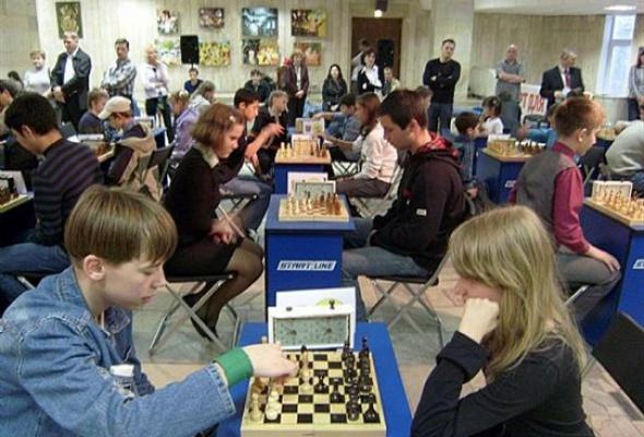 Шахматный клуб им. Т. Петросяна - Фото №1