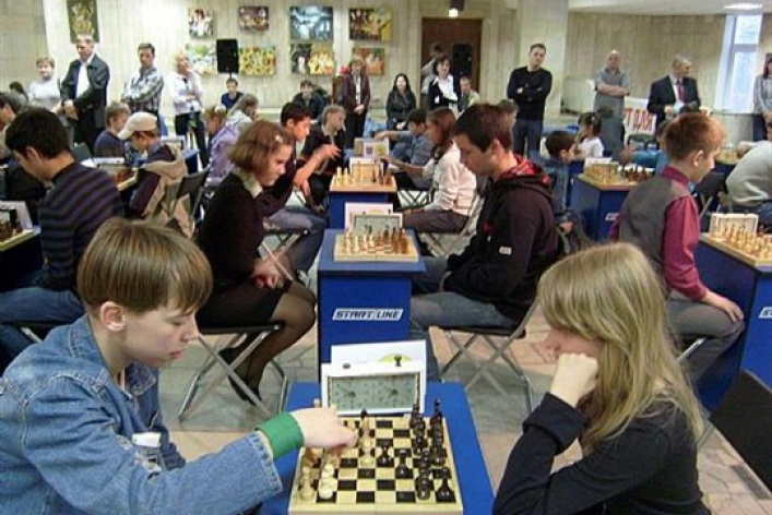 Шахматный клуб им. Т. Петросяна