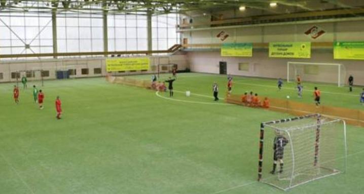 Спортивный комплекс в Сокольниках