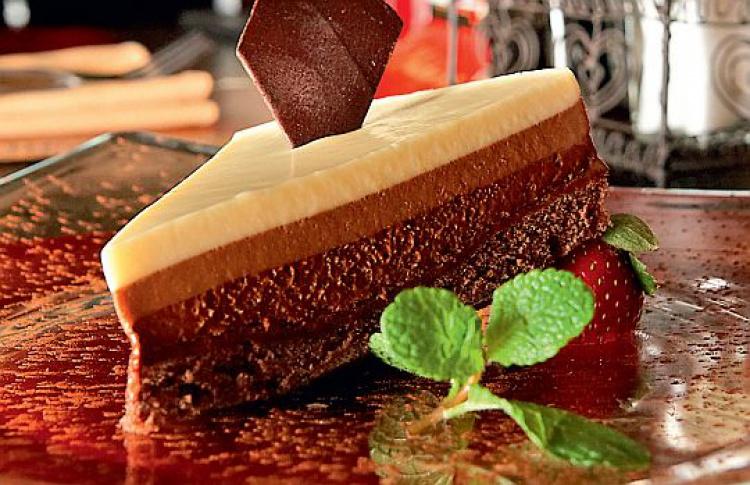 Шоколадное меню