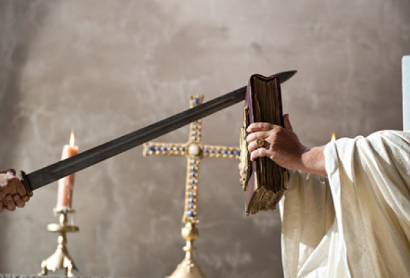 Иоанна - женщина на папском престоле - Фото №11
