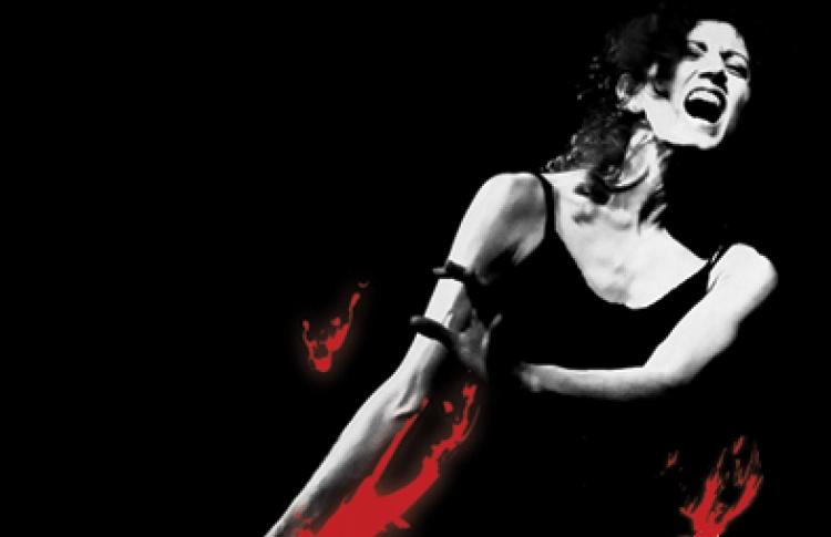 """Спектакль """"Медея. Эпизоды"""". Музыка Uniquetunes, Бензольные мертвецы и Последние Танки в Париже"""