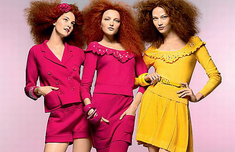 Новая коллекция Sonia Rykiel pour H&M