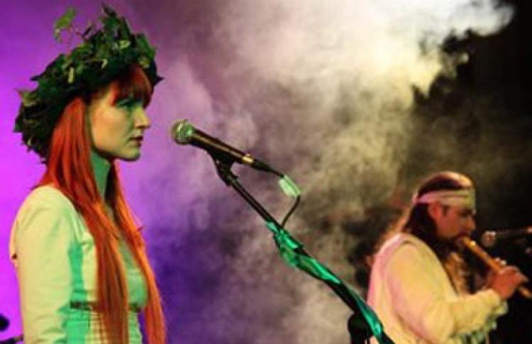 Хvarna. Презентация альбома Kola Viartanniaŭ