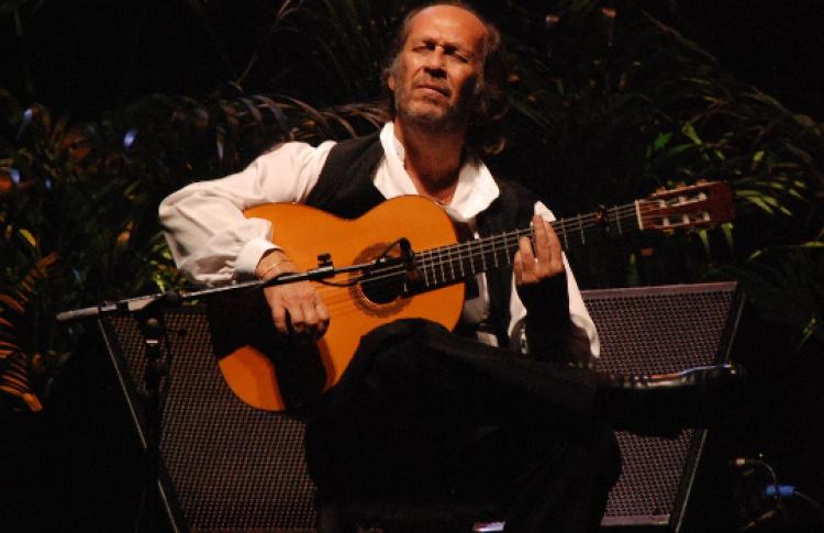 Пако де Лусиа (гитара)